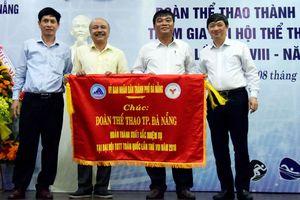 Đoàn Thể thao Đà Nẵng xuất quân dự Đại hội TDTT toàn quốc