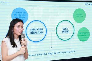 Ứng dụng học phát âm tiếng Anh ELSA tặng tài khoản và bộ công cụ cho giáo viên