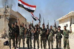 IS mất 'bùa hộ mệnh', sắp bị Quân đội Syria xóa sổ tại Al-Safa?