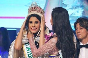 Thùy Tiên trượt Top 15, người đẹp Venezuela đăng quang Hoa hậu Quốc tế