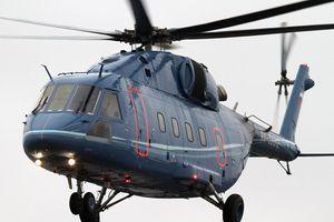 Trực thăng quân sự mới của QĐ Nga thực hiện chuyến bay đầu tiên