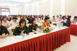 Tăng cường tiếng Việt cho trẻ em dân tộc thiểu số