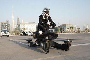 Cảnh sát Dubai được huấn luyện sử dụng xe máy bay trị giá hơn 3 tỷ