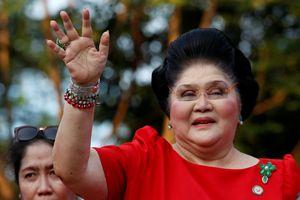Tòa án chống tham nhũng Philippines ra lệnh bắt giữ cựu Đệ nhất phu nhân Marcos