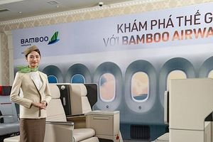 Bamboo Airways và cuộc đua khốc liệt giành thị phần hàng không