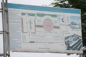 Bộ GTVT 'lắc đầu' với Dự án xây dựng bến xe Yên Sở