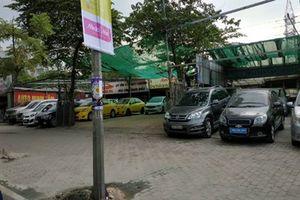 Quận Nam Từ Liêm: Ai 'bảo kê' cho hàng loạt ki ốt xây dựng trái phép?