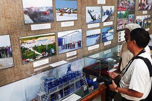 200 hiện vật, hình ảnh tại triển lãm 'Hồi sinh những vùng đất chết'