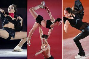 Bùng nổ trào lưu 'thoát y' trên sân trượt băng nghệ thuật thế giới