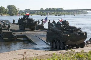 NATO tập trận quy mô lớn tại cửa ngõ nước Nga