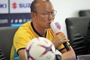 Thắng đậm tuyển Lào, ông Park Hang Seo vẫn chưa hài lòng!