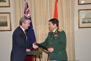 Việt Nam, Australia tăng cường hợp tác quốc phòng và an ninh hàng hải
