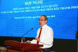 TP.HCM sẽ chi 3.200 tỷ đồng để tăng thu nhập cho cán bộ