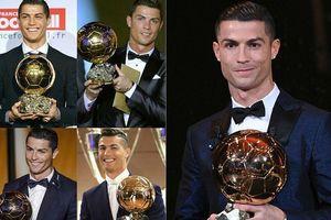 MU mất Lukaku lẫn Sanchez, Ronaldo sẽ ẵm Quả bóng vàng 2018