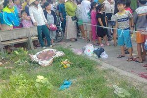 Điều tra vụ thi thể trẻ sơ sinh bị nhét giấy vào miệng vứt bên đường
