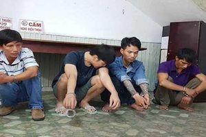 Bắt băng nhóm trộm cắp báu vật trong chùa ở Sài Gòn