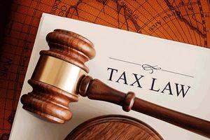 Bộ trưởng Bộ Tài chính được quyền xóa nợ thuế từ 5 tỷ đồng trở lên