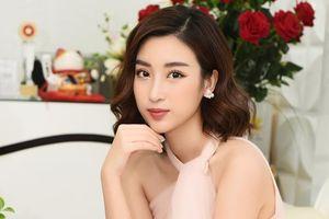 Phương pháp giữ gìn nét đẹp thuần khiết của Hoa hậu Đỗ Mỹ Linh