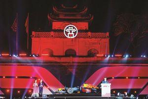Đua xe F1 chính thức đến Việt Nam: Nâng tầm vị thế!