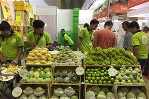 Hàng nghìn thương nhân nước ngoài tới tìm hiểu về nông sản, thực phẩm Việt Nam