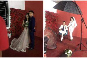 Ở ẩn hơn 1 năm, Lệ Rơi bất ngờ đi chụp ảnh cưới?