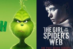 Không thiếu lựa chọn phim hay để giải trí cuối tuần này