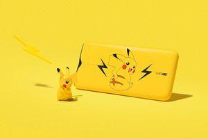 Oppo có sạc dự phòng 50W thiết kế Pikachu nhưng chỉ 1 máy hỗ trợ