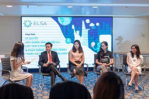 Ra mắt ứng dụng học tiếng Anh ELSA cùng chương trình 'Thầy cô Việt dạy tiếng Anh hay'
