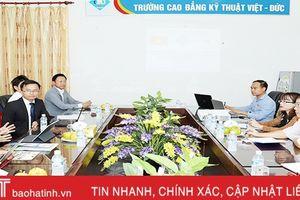 CĐ Kỹ thuật Việt - Đức hợp tác với Persol đưa nhân lực sang Nhật Bản làm việc
