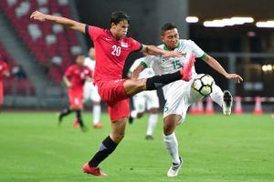 AFF Cup 2018 Singapore - Indonesia (1-0) Ngựa về ngược, chủ nhà giành chiến thắng