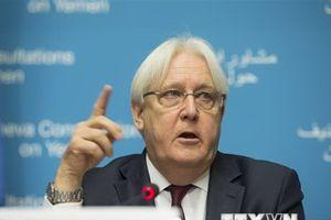 Liên hợp quốc thúc đẩy đối thoại tại Yemen vào cuối năm