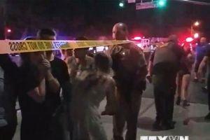 Mỹ: Nghi phạm vụ xả súng đẫm máu là cựu lính thủy quân