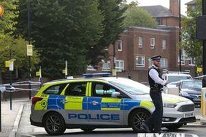 Cảnh sát Anh bắt giữ các đối tượng tình nghi tấn công khủng bố