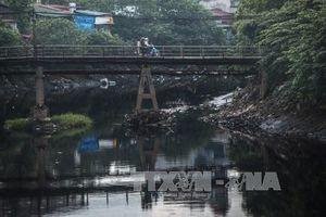 Kiểm kê nguồn nước thải ô nhiễm lưu vực các sông lớn