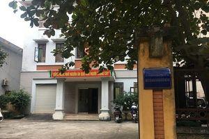 Chi cục trưởng Chi cục Thi hành án tại Phú Thọ bị khởi tố khi đang nghỉ phép
