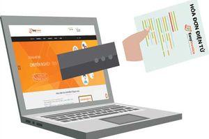 Doanh nghiệp đẩy mạnh chuyển đổi hóa đơn điện tử