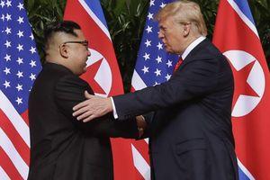 Ông Trump hy vọng sẽ gặp ông Kim Jong-un vào năm tới vì các cuộc đàm phán hạt nhân bị đình trệ