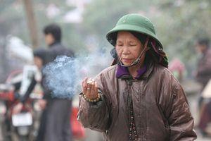 Khói thuốc lá có 70 chất gây ung thư
