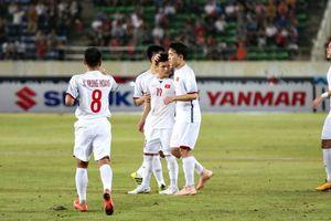 Báo chí Hàn Quốc đưa đội tuyển Việt Nam lên mây xanh