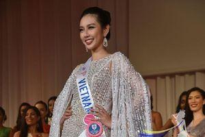 Dàn người đẹp chúc Thùy Tiên may mắn trước chung kết Miss International 2018