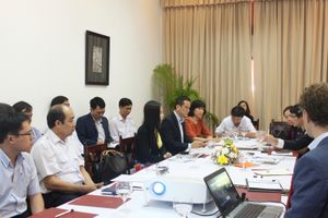 Hà Lan sẽ hợp tác để phát triển đường thủy nội địa Việt Nam
