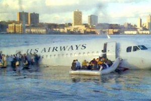 Kỳ tích 3 chuyến bay rơi xuống biển và tỉ lệ sống sót gần 100%