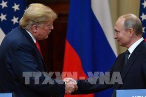 Nga đối mặt với các biện pháp trừng phạt từ Washington