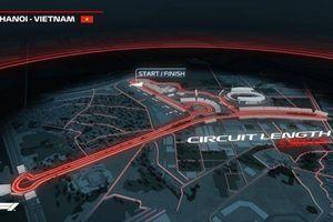 Chi tiết chặng đua F1 đầu tiên tại Việt Nam
