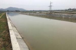 Chọn nhà thầu thực hiện 3 gói thầu xây lắp nâng cấp hệ thống thủy lợi Bắc Nghệ An