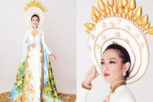 Thay đổi Quốc phục trong chung kết Miss International 2018, Thùy Tiên tỏa sáng đầy bất ngờ!