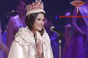 Dành cả thanh xuân để xem chung kết Miss International 2018 dài nhất lịch sử