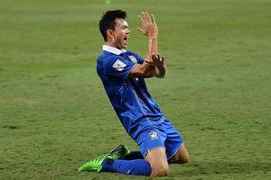 Siêu tiền đạo ghi 6 bàn, Thái Lan đại thắng 7-0 trước Timor Leste