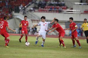 Đội tuyển Việt Nam đón tin vui trước trận đại chiến với Malaysia