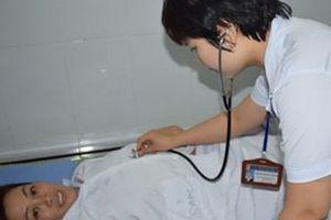Thêm một trường hợp vỡ ngoài tử cung được cấp cứu kịp thời